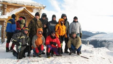 2008 - Школа альпінізму