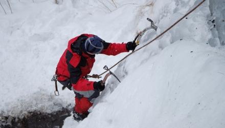 2009 - Льдові заняття