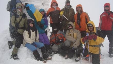 2009 - Школа альпінізму