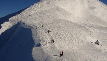 2010 - Школа альпінізму