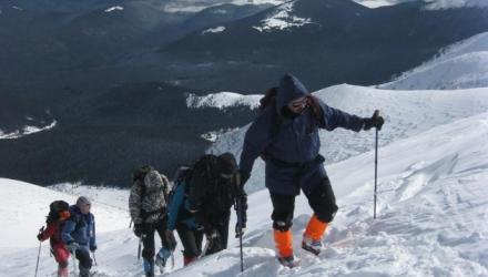 2013 - Школа альпінізму